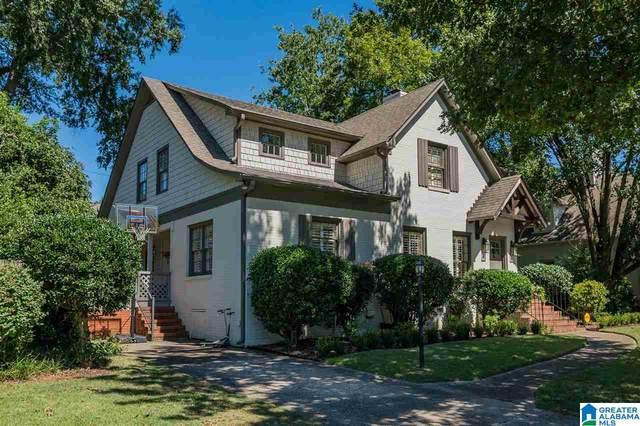 904 Sheridan Place, Mountain Brook, AL 35213 (MLS #1299391) :: Howard Whatley
