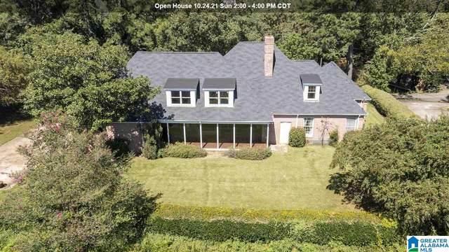 2419 Monte Vista Drive, Vestavia Hills, AL 35216 (MLS #1300255) :: LocAL Realty