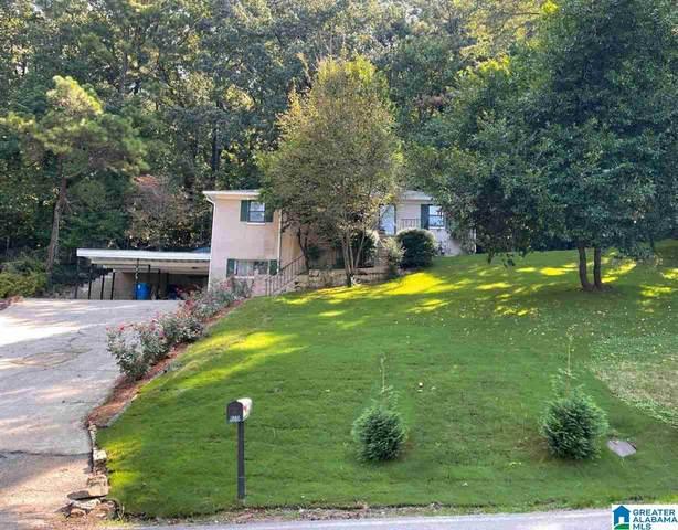 1509 Berry Road, Homewood, AL 35226 (MLS #1300326) :: Kellie Drozdowicz Group