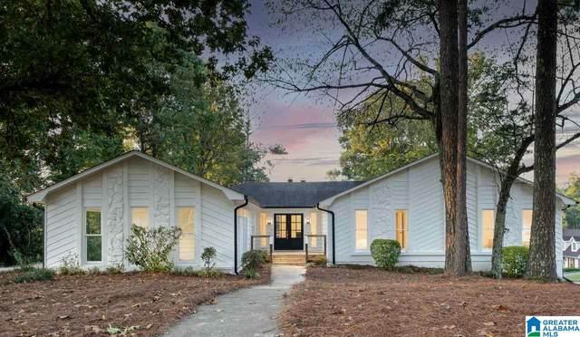 2600 Linger Lane, Hoover, AL 35226 (MLS #1300546) :: Krch Realty