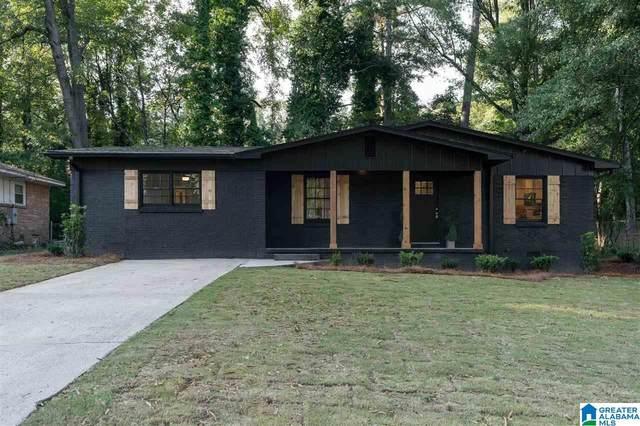 530 Edgecrest Circle, Homewood, AL 35209 (MLS #1300770) :: Bailey Real Estate Group