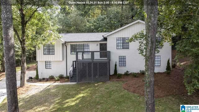 1621 Mountain Gap Circle, Homewood, AL 35226 (MLS #1301176) :: Howard Whatley