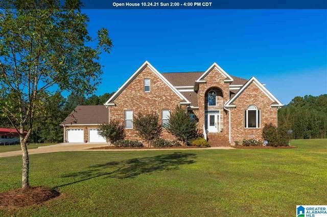 2183 Crawford Cove Road, Springville, AL 35146 (MLS #1301490) :: LIST Birmingham