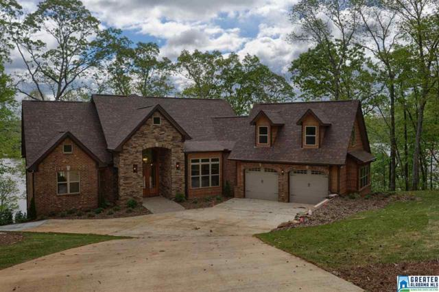 705 Lakeview Crest Dr, Pell City, AL 35128 (MLS #769402) :: Brik Realty