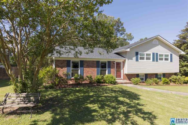 812 Creekview Dr, Pelham, AL 35124 (MLS #787489) :: Howard Whatley