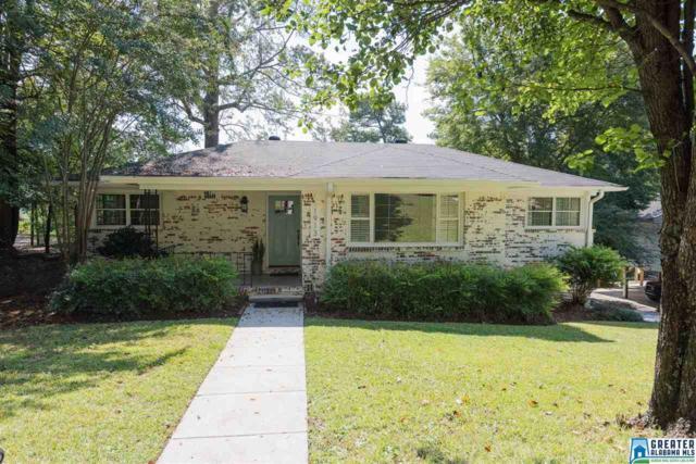 1913 Saulter Rd, Homewood, AL 35209 (MLS #796254) :: The Mega Agent Real Estate Team at RE/MAX Advantage