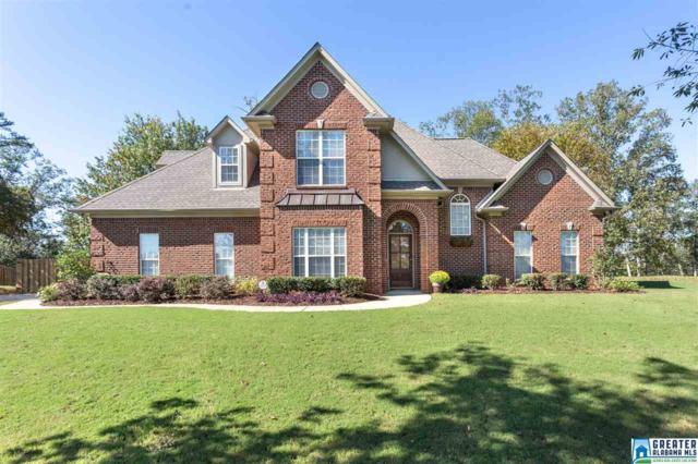 8552 Carrington Lake Crest, Trussville, AL 35173 (MLS #798233) :: Josh Vernon Group