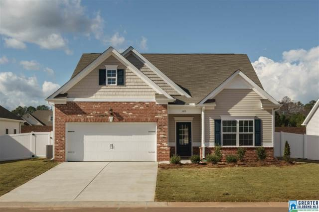 4150 Overlook Cir, Trussville, AL 35173 (MLS #799985) :: Josh Vernon Group