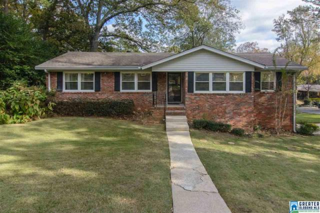 2621 Southview Cir, Vestavia Hills, AL 35216 (MLS #800405) :: The Mega Agent Real Estate Team at RE/MAX Advantage