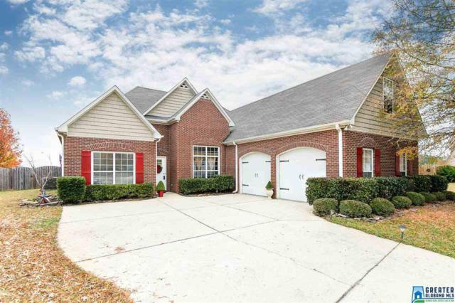 5144 Overlook Cir, Mccalla, AL 35022 (MLS #801899) :: RE/MAX Advantage