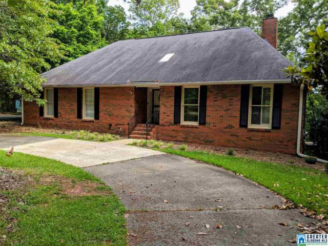 2202 Hathaway Heights Rd, Anniston, AL 36207 (MLS #802679) :: Gusty Gulas Group