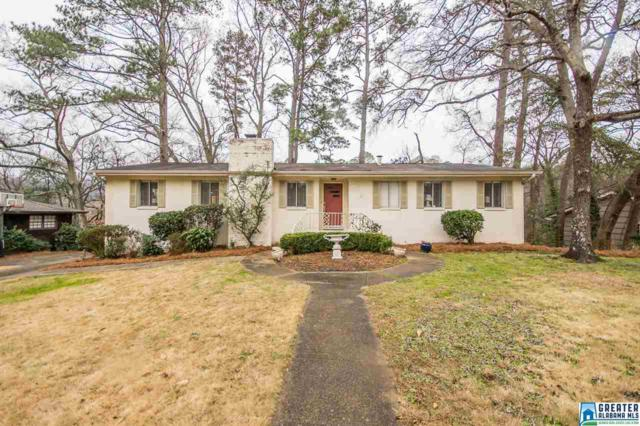 104 Woodmont Dr, Homewood, AL 35209 (MLS #804602) :: LIST Birmingham