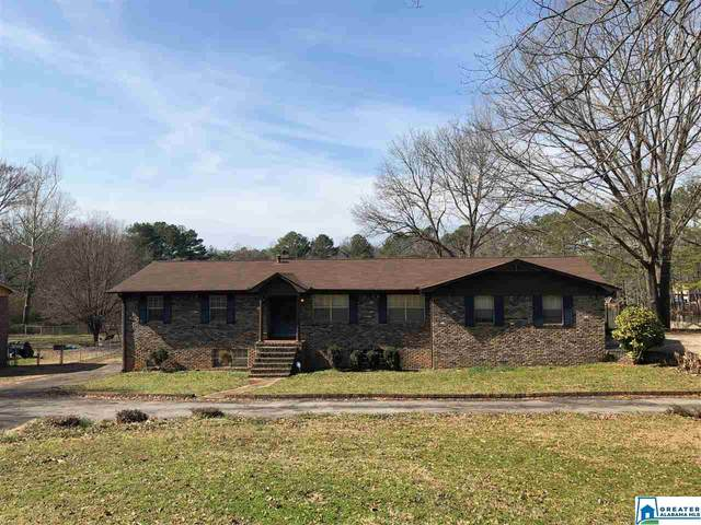 1656 Old Springville Rd, Center Point, AL 35215 (MLS #806337) :: Gusty Gulas Group