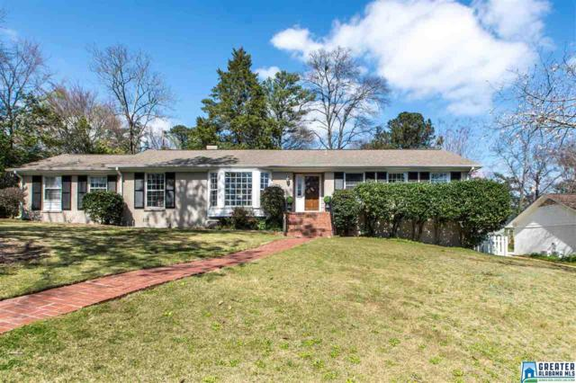 3516 Spring Valley Ct, Mountain Brook, AL 35223 (MLS #809002) :: The Mega Agent Real Estate Team at RE/MAX Advantage