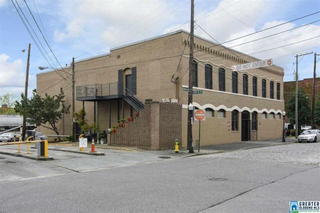 2229 Morris Ave #205, Birmingham, AL 35203 (MLS #811399) :: LIST Birmingham