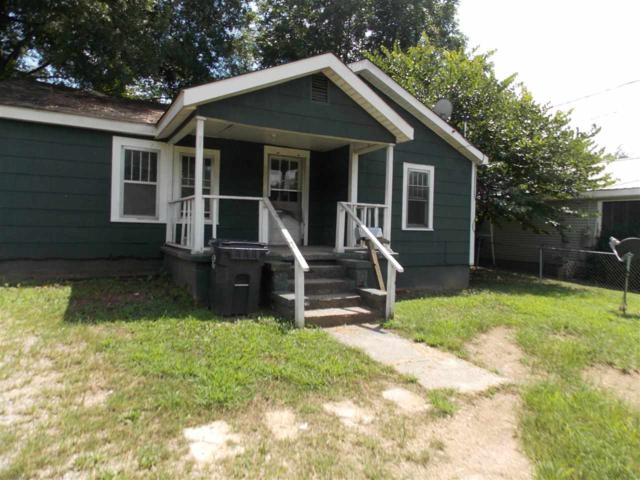 1316 Willett St, Anniston, AL 36201 (MLS #812857) :: Gusty Gulas Group