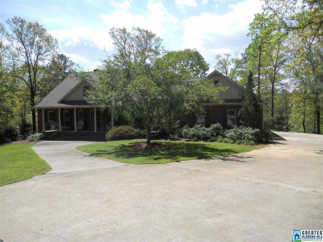 343 Creekside Dr, Harpersville, AL 35078 (MLS #812934) :: Williamson Realty Group
