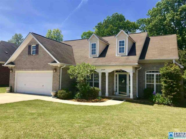 4266 Highcroft Dr, Gardendale, AL 35071 (MLS #815352) :: LIST Birmingham