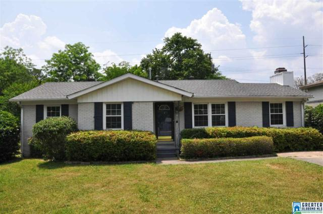 1021 Sherbrooke Dr, Homewood, AL 35209 (MLS #816353) :: Josh Vernon Group