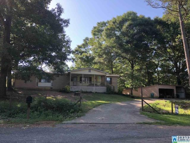 589 River Terrace Dr, Talladega, AL 35160 (MLS #818731) :: Brik Realty