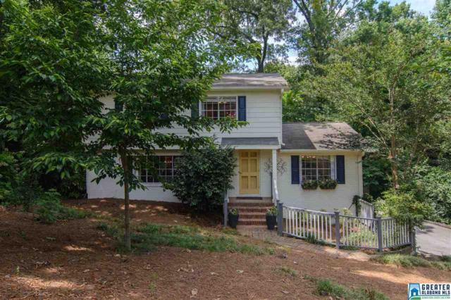 3716 Dunbarton Dr, Mountain Brook, AL 35223 (MLS #820004) :: Jason Secor Real Estate Advisors at Keller Williams