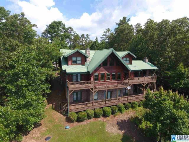 97 Arrowhead Dr, Wedowee, AL 36278 (MLS #821647) :: Josh Vernon Group