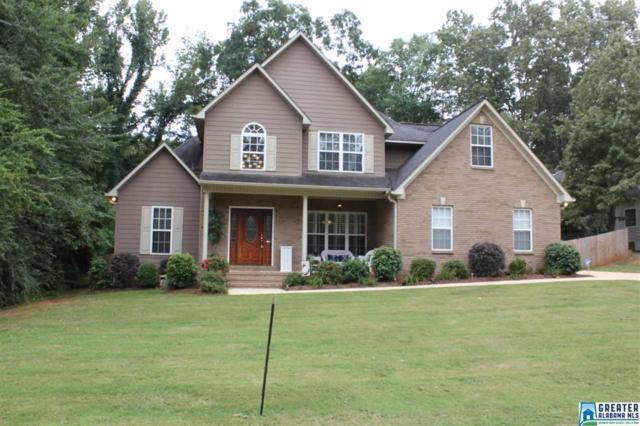 194 Woodland Dr, Childersburg, AL 35044 (MLS #824066) :: The Mega Agent Real Estate Team at RE/MAX Advantage