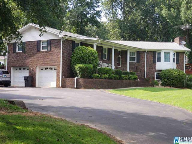 3040 Pine Hill Dr, Adamsville, AL 35005 (MLS #825852) :: Gusty Gulas Group