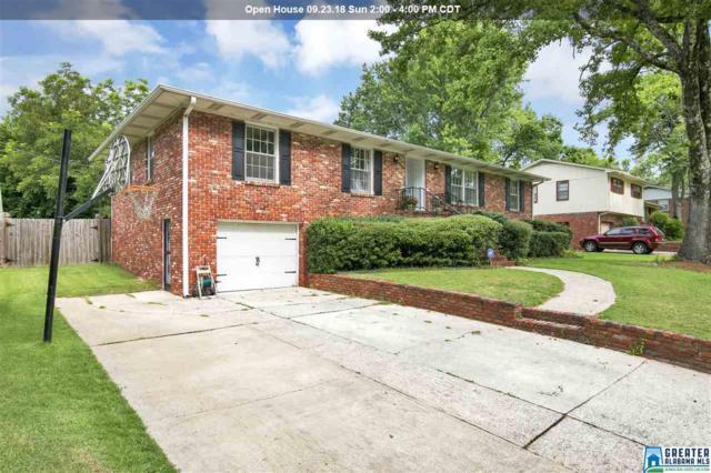 520 Rayburn Rd, Hoover, AL 35226 (MLS #828541) :: Gusty Gulas Group