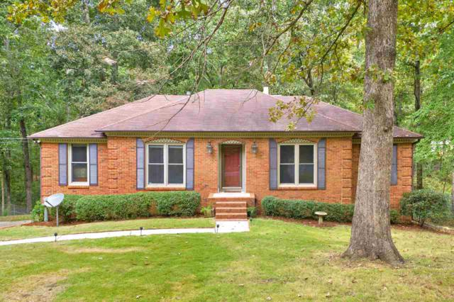 2001 Yancy Dr, Hoover, AL 35022 (MLS #828895) :: LIST Birmingham