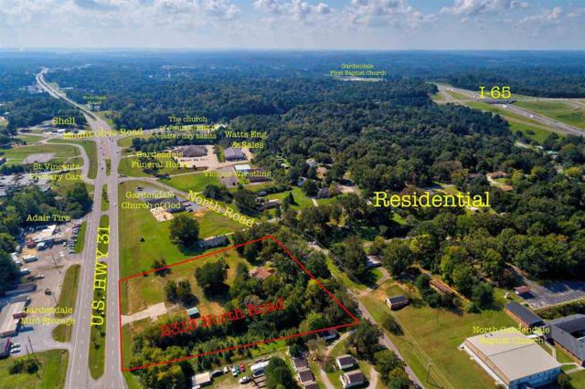 2324 Decatur Hwy, Gardendale, AL 35071 (MLS #830823) :: The Mega Agent Real Estate Team at RE/MAX Advantage