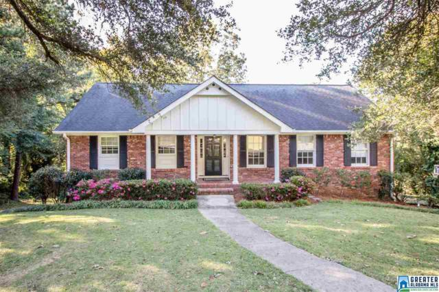 1721 Lincoya Rd, Vestavia Hills, AL 35216 (MLS #831808) :: The Mega Agent Real Estate Team at RE/MAX Advantage