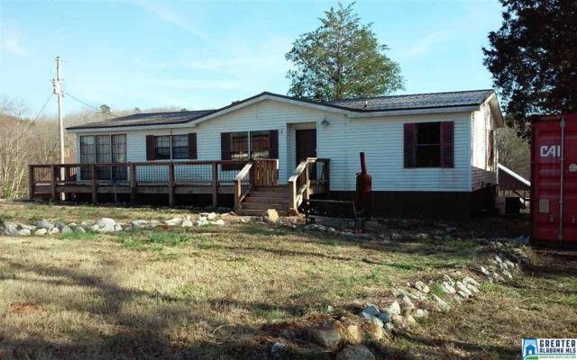 268 Cedar Valley Dr, Wedowee, AL 36278 (MLS #832718) :: Josh Vernon Group