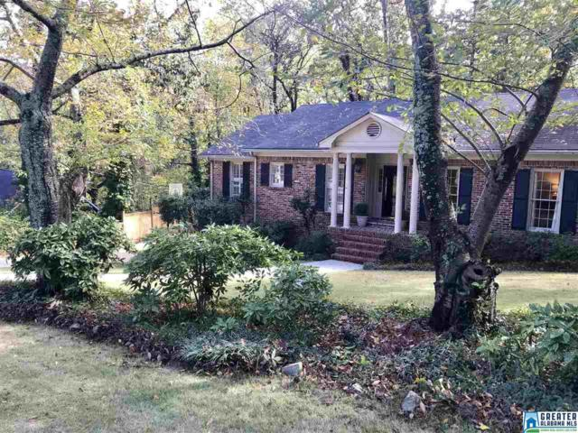 3545 Spring Valley Rd, Mountain Brook, AL 35223 (MLS #833156) :: Gusty Gulas Group