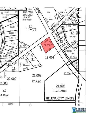 Co Rd 52 Parcel #021.006, Helena, AL 35080 (MLS #834265) :: The Mega Agent Real Estate Team at RE/MAX Advantage