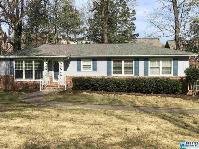 2417 Woodmere Dr, Vestavia Hills, AL 35226 (MLS #836856) :: Josh Vernon Group