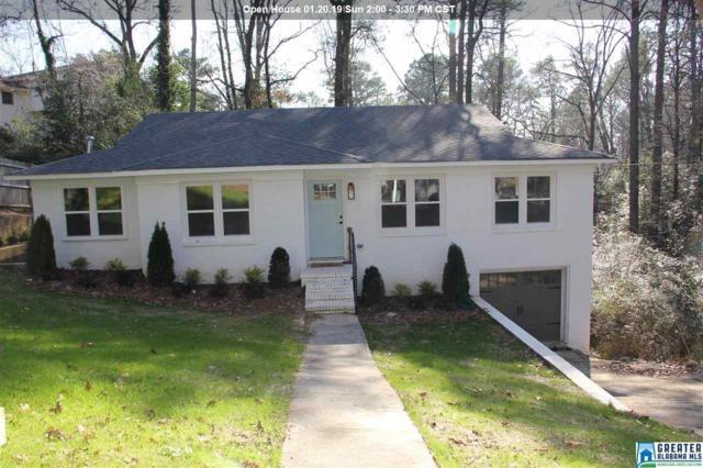 1501 Royce Rd, Homewood, AL 35209 (MLS #837755) :: The Mega Agent Real Estate Team at RE/MAX Advantage