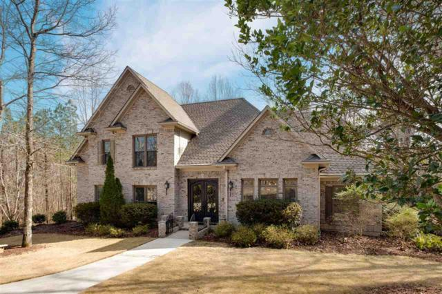 135 North Lake Dr, Hoover, AL 35242 (MLS #838769) :: LIST Birmingham