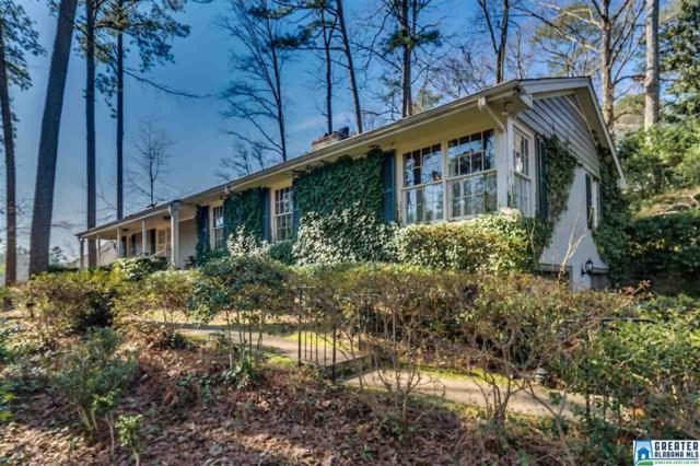3925 Forest Glen Dr, Mountain Brook, AL 35213 (MLS #838779) :: Gusty Gulas Group