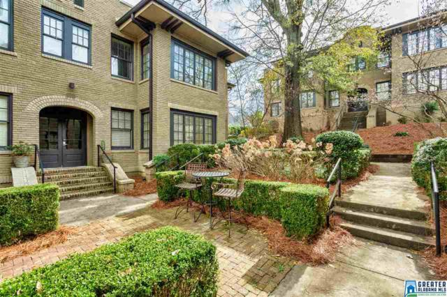3123 Highland Ave S #101, Birmingham, AL 35205 (MLS #839510) :: Brik Realty