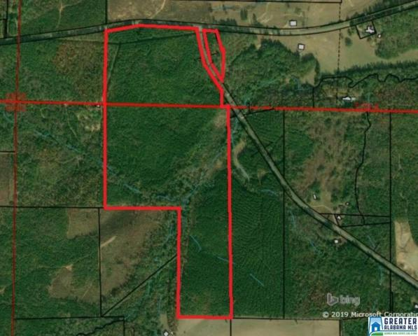 Hurricane Rd 96 Acres, Lineville, AL 36266 (MLS #839681) :: Brik Realty
