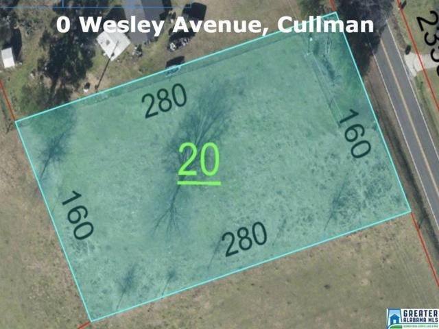 0 Wesley Ave #0, Cullman, AL 35058 (MLS #839815) :: Brik Realty