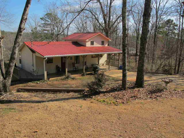 327 Co Rd 4315, Wedowee, AL 36278 (MLS #840153) :: Josh Vernon Group
