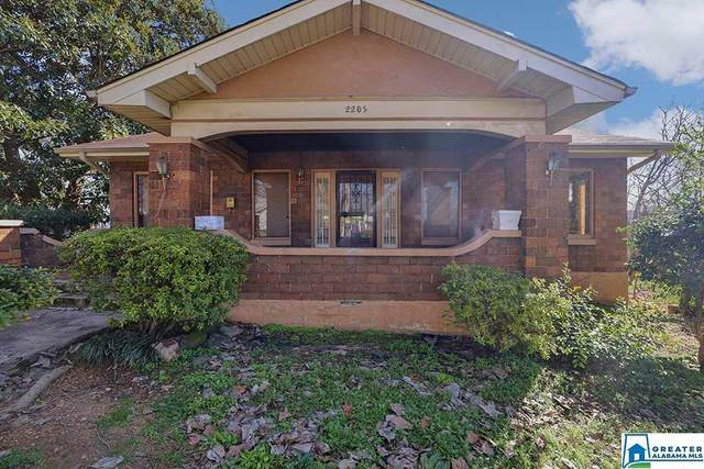 2205 14TH AVE N, Birmingham, AL 35234 (MLS #840204) :: LocAL Realty