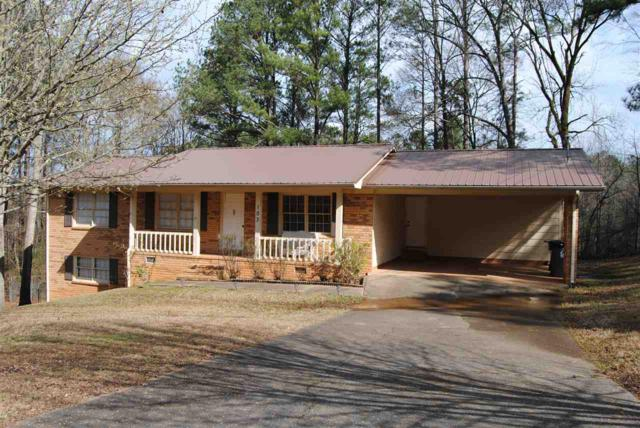 103 Park Ln, Weaver, AL 36277 (MLS #840996) :: Josh Vernon Group