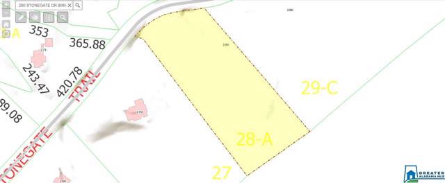 280 Stonegate Dr 28A, Birmingham, AL 35242 (MLS #842637) :: Josh Vernon Group