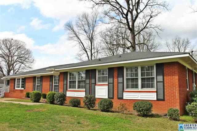 3705 Spring Valley Rd, Anniston, AL 36207 (MLS #842851) :: Josh Vernon Group