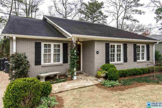 3769 Glass Dr, Vestavia Hills, AL 35223 (MLS #843033) :: Josh Vernon Group