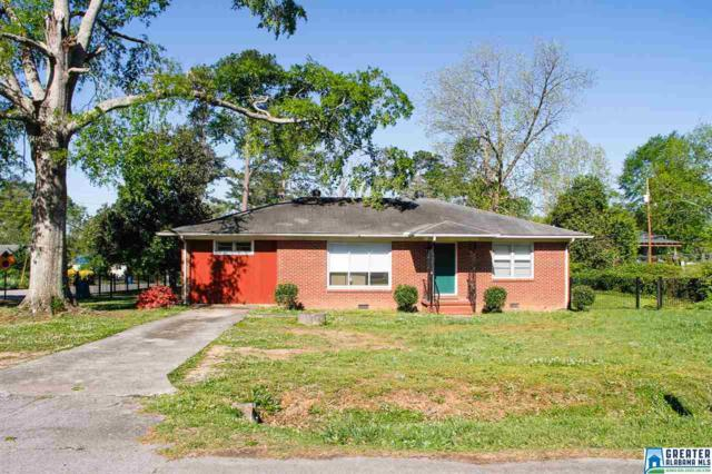 704 6TH AVE NE, Jacksonville, AL 36265 (MLS #845275) :: Josh Vernon Group