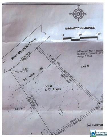 2115 Rock Mountain Dr #8, Mccalla, AL 35111 (MLS #845331) :: Sargent McDonald Team